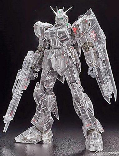RX-93 νガンダム Ver.Ka メカニカルクリア 【MG】【1/100】高価買取致します!