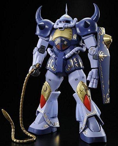 MG 1/100 ME-07B マ・クベ専用グフ プラモデル (バンダイホビーオンラインショップ限定)高価買取!