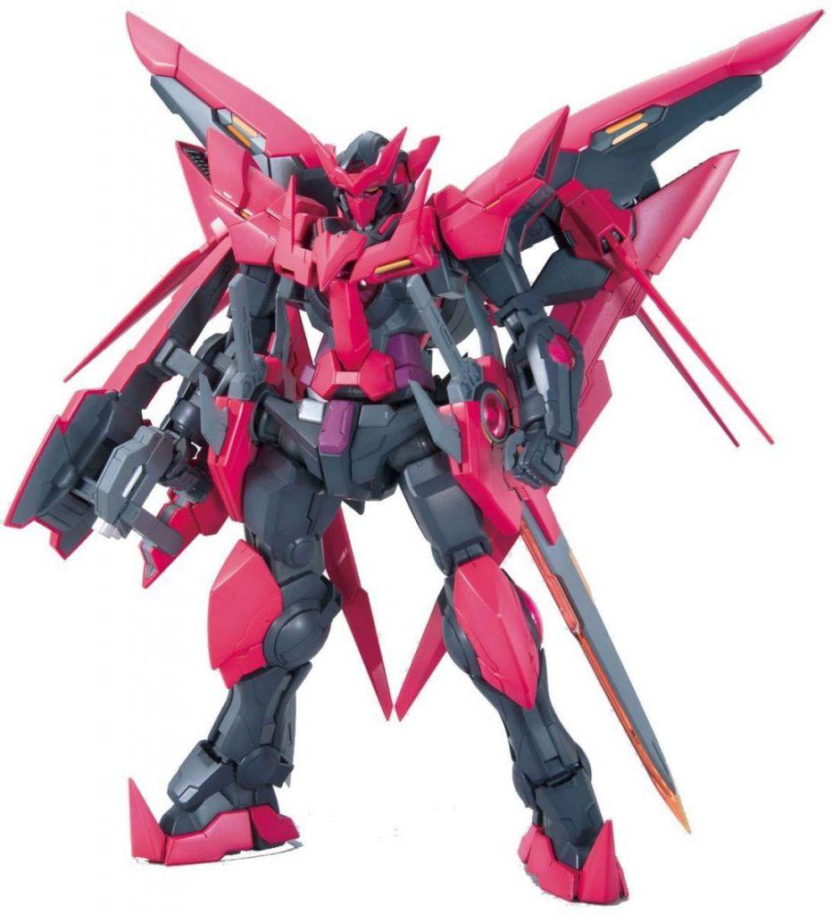 MG 1/100 PPGN-001 ガンダムエクシアダークマター【ガンダム買取情報】