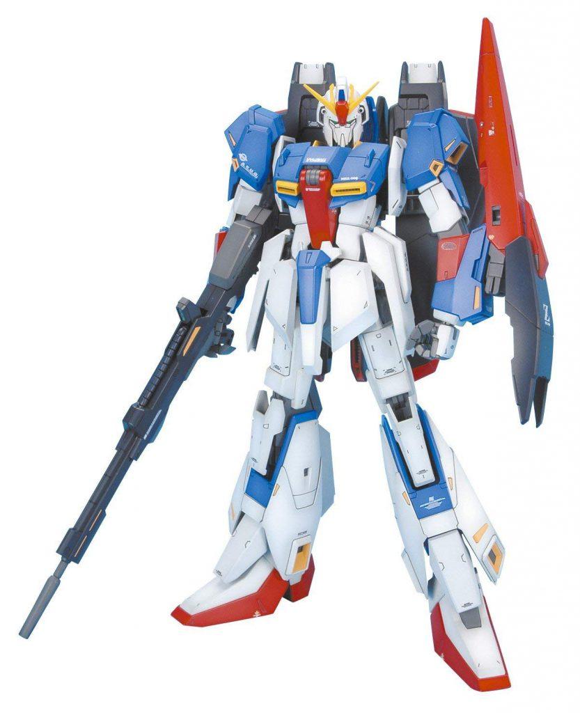 MG 1/100 MSZ-006 ゼータガンダム Ver.2.0 【ガンダム買取情報】