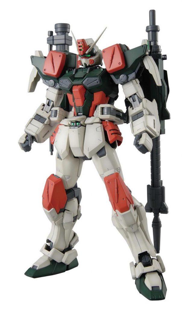 【機動戦士ガンダムSEED】MG 1/100 GAT-X103 バスターガンダム【ガンダム買取情報】