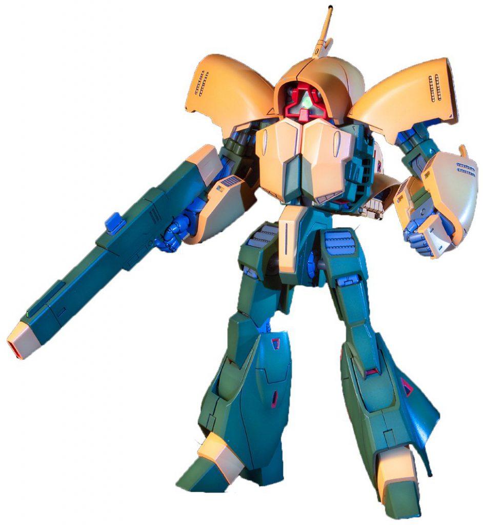 【機動戦士Zガンダム】HGUC 1/144 NRX-044 アッシマー【ガンダム買取情報】