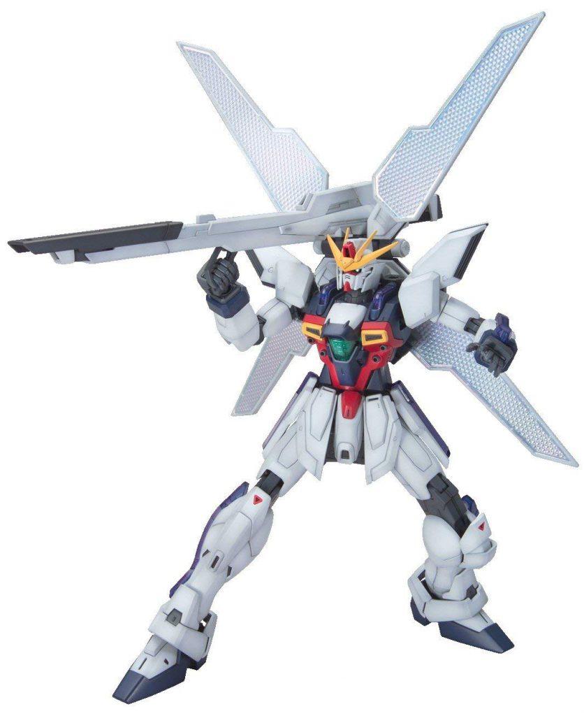 【機動新世紀ガンダムX】MG 1/100 GX-9900 ガンダムX