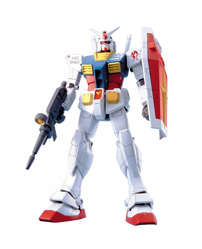 MG 1/100 RX-78-2ガンダム【ガンダム買取情報】