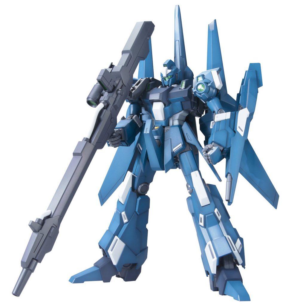 【機動戦士ガンダムUC】MG 1/100 RGZ-95C リゼル隊長機