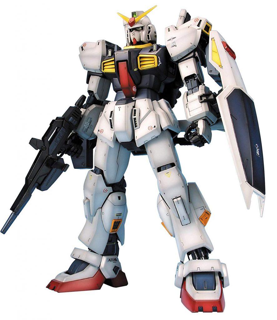 【ガンダム買取情報】PG 1/60 RX-178 ガンダムMk-II (エゥーゴカラー)