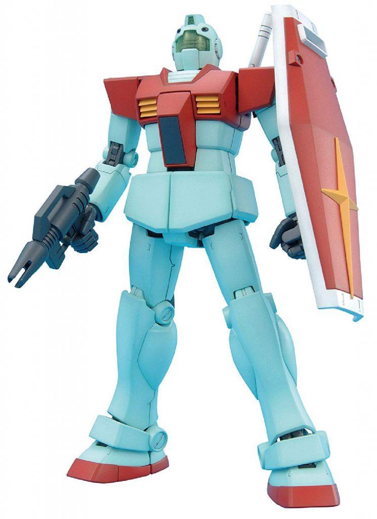 MG 1/100 RGM-79 ジム Ver.2.0【ガンダム買取情報】