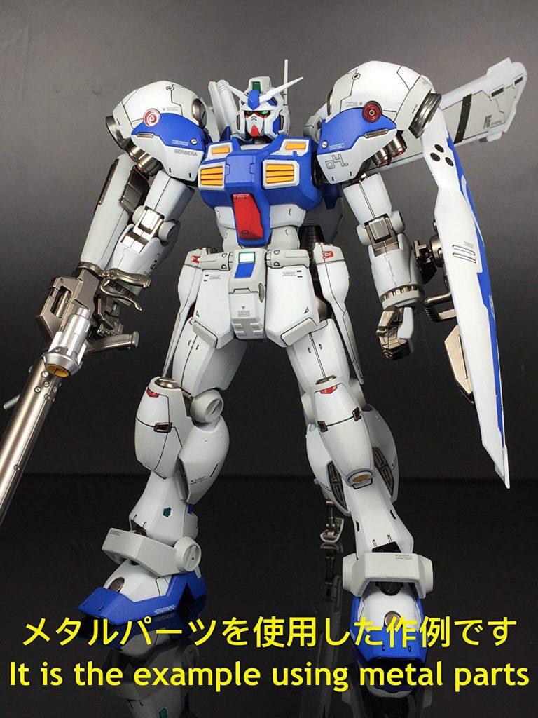【機動戦士ガンダム0083 StardustMemory】RE 1/100 RX-78GP04G ガンダム試作4号機 ガーベラ