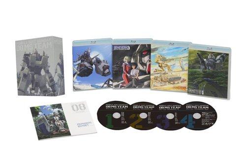機動戦士ガンダム/第08MS小隊 Blu-ray メモリアルボックス【ガンダム買取情報】