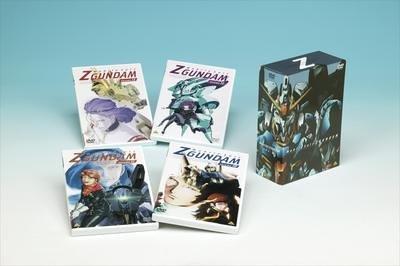 機動戦士Zガンダム Part Ⅲ  メモリアルボックス版【ガンダム買取情報】