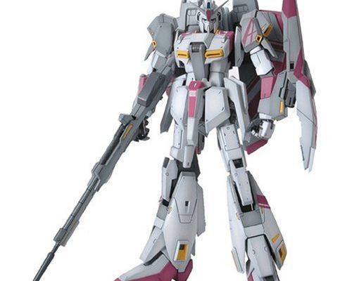 【買取しました】MG 1/100 MSZ-006-3 ゼータガンダム3号機 ホワイトユニコーンカラーver.等【ガンダム買取情報】