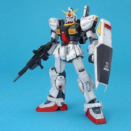 【ガンダム買取情報】MG 1/100 RX-178 ガンダムMK-II Ver2.0