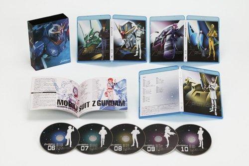 【Blu-rayBOX買取ります!】機動戦士Zガンダム メモリアルボックス Part.II【ガンダム買取情報】