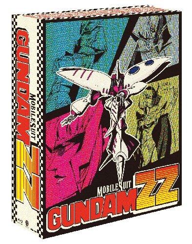 【DVD・Blu-ray買取情報】機動戦士ガンダムZZ メモリアルボックス Part.Ⅱ