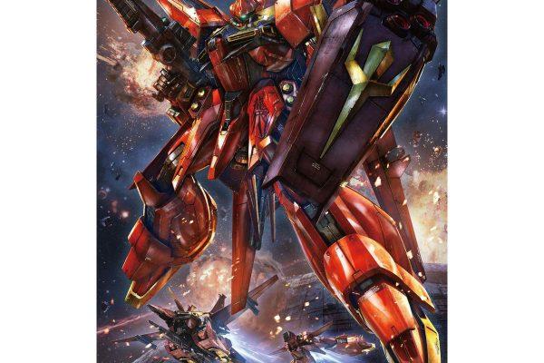 RE/100 AMX-107 バウ 1/100 【ガンダム買取情報】【機動戦士ガンダムZZ】