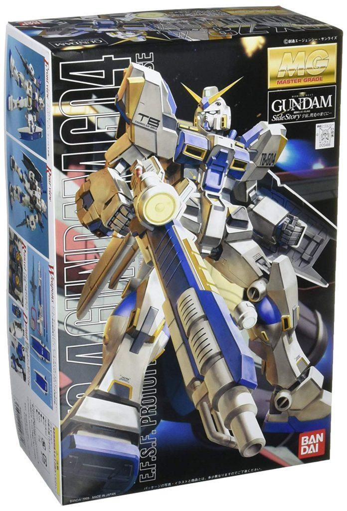 MG 1/100 RX-78-4 ガンダム4号機【ガンダム買取情報】