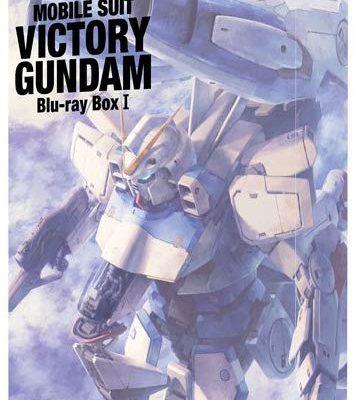 機動戦士Vガンダム Blu-ray Box I 高価買取いたします!【ガンダム買取情報】