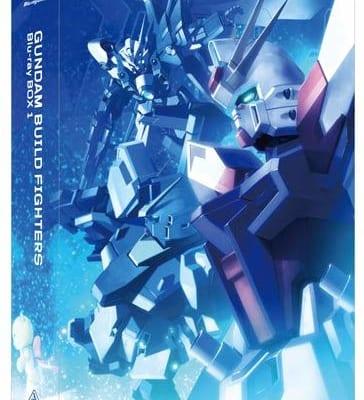 ガンダムビルドファイターズ Blu-ray Box 1 [スタンダード版]