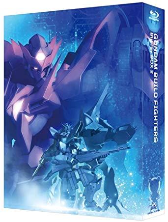 ガンダムビルドファイターズ Blu-ray Box 2 [スタンダード版]高価買取いたします!【ガンダム買取情報】