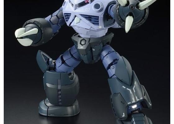 RG 1/144 MSM-07 量産型ズゴック高価買取いたします!【ガンダム買取情報】